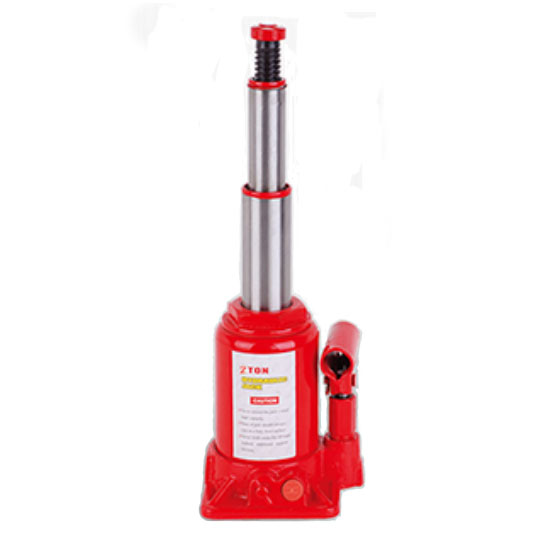 Hydraulic Double Ram Bottle Jack