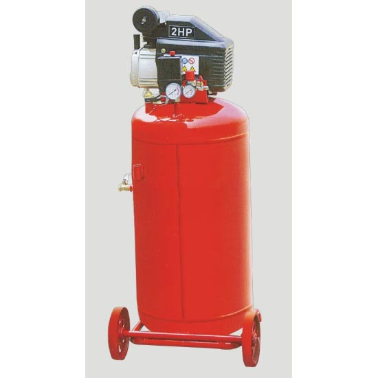 Vertical-tank Air Compressor
