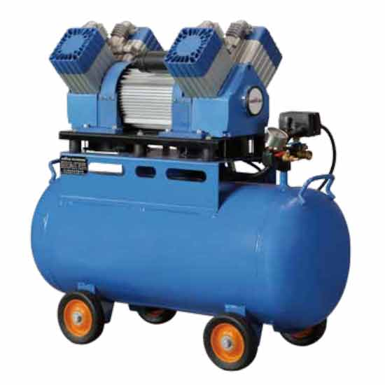 Heavy-duty Oil Free Air Compressor