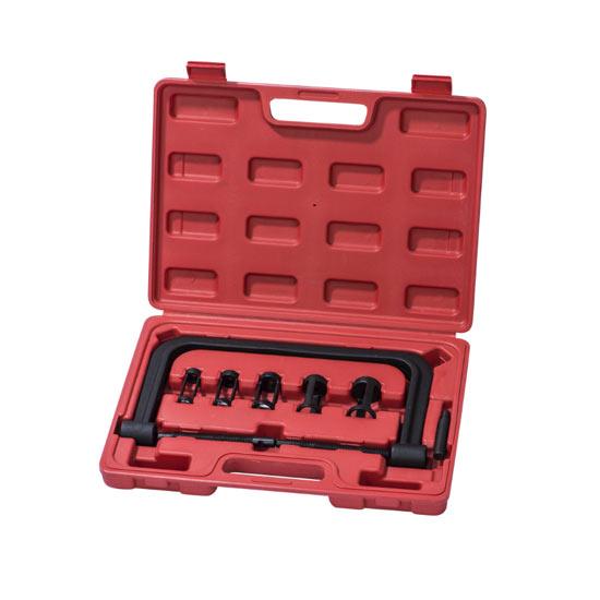 Auto tools Heavy Duty Car Repair Tool Kit  5 Size Valve Spring Compressor