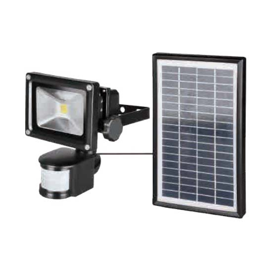 Solar Rechargeable Sensor Motion Flood Light