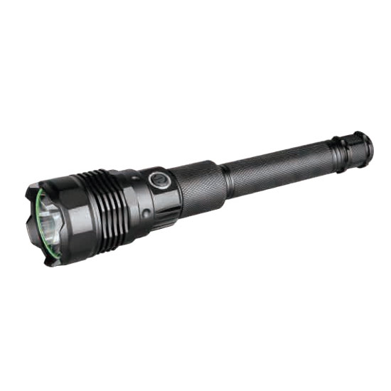 Rechargeable Multifunctional Flashlight