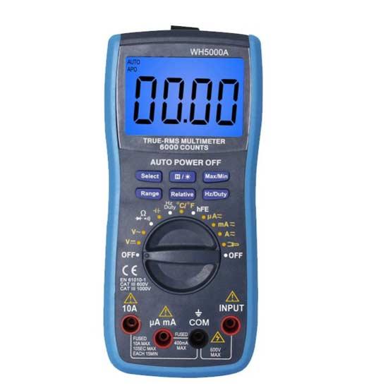 PVC Digital Electronic Multimeter