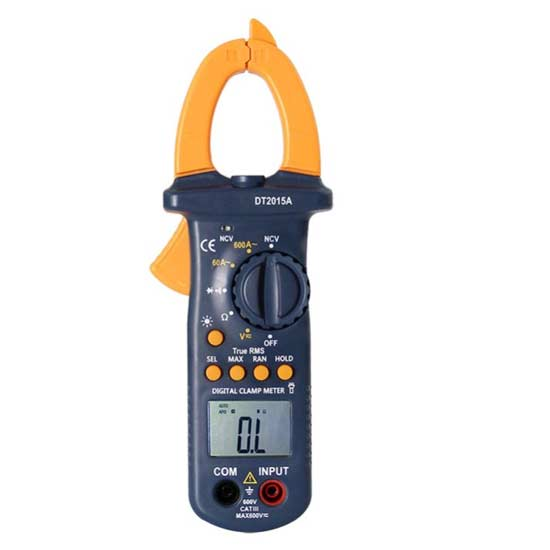 New Large Size Jaw Clamp Multimeter