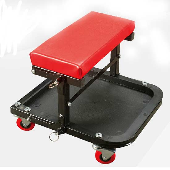 Foldable Roller Seat
