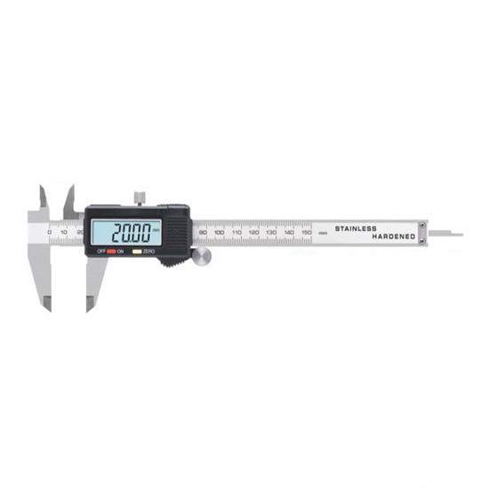 2 Buttons Super LCD Automatic Power Off Vernier Caliper