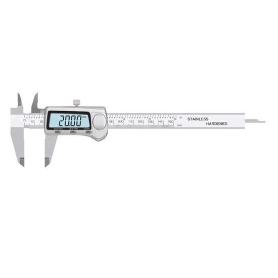 3 Buttons Super LCD Automatic Power Off Vernier Caliper