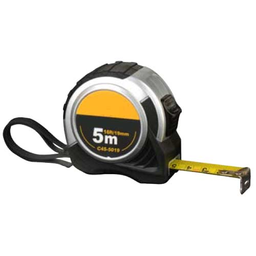 Tiny Two-Color ABS Case Measuring Tape