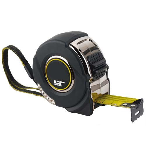 ABS & Rubber Coat Measuring Tape