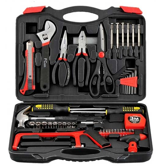 7PCS Complete Hand Tool Kit