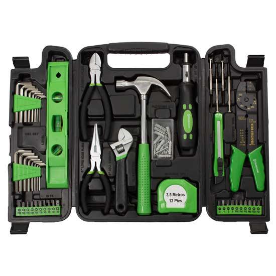 130pcs hand tools box set
