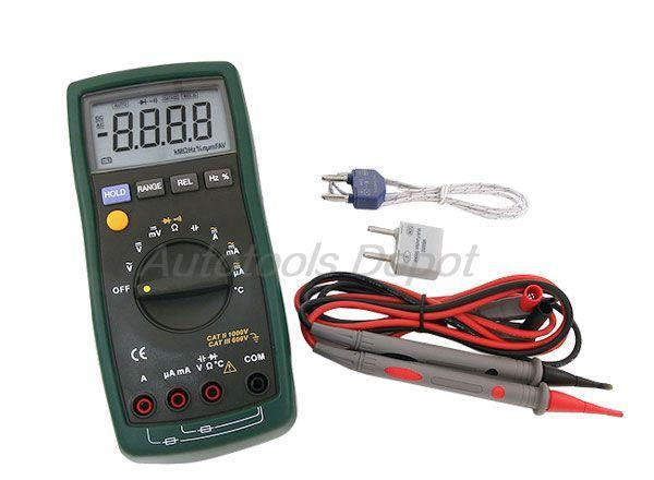 Before using electrical testing tools you need know(2)