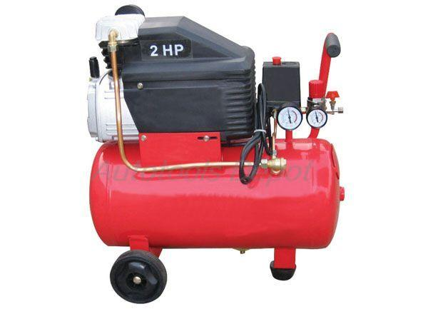 Functional Steps Of How OilLess Air Compressor Work