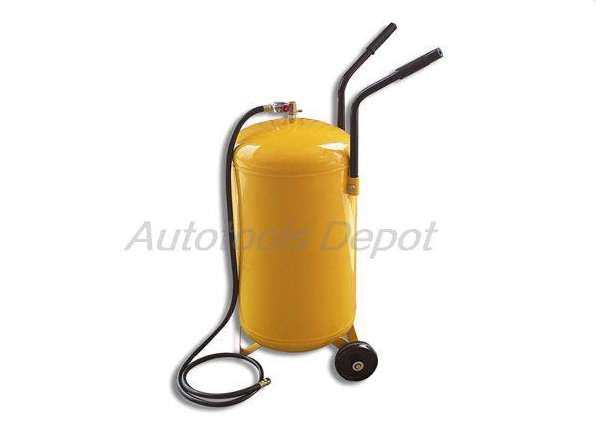 What Is Portable Compressed Air Tank?